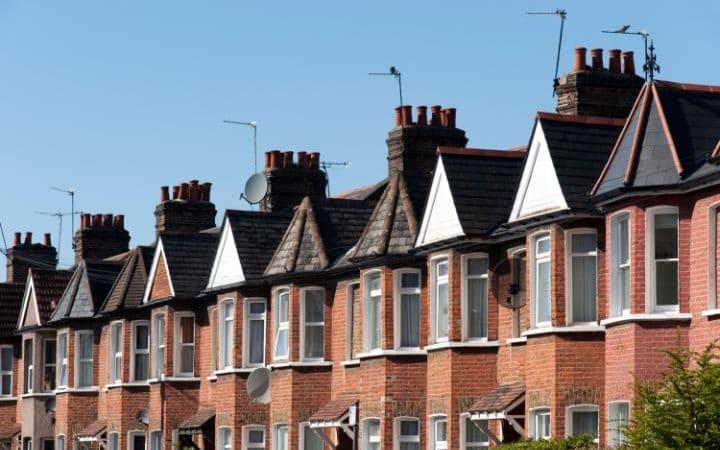 Council Terraced Housing