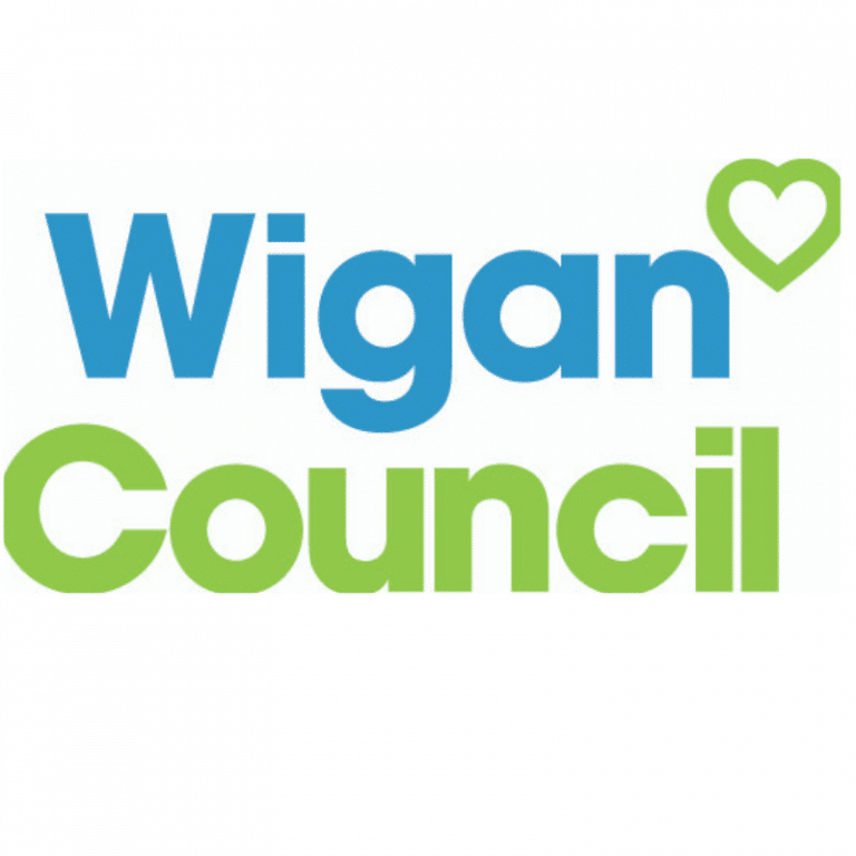 Wigan banner